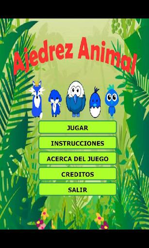 Ajedrez Animal