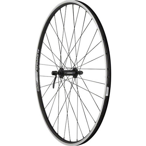 Quality Wheels Value Double Wall Series Front Wheel - 700, QR x 100mm