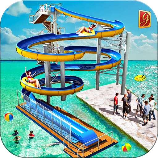 Water Park 3D Adventure: Water Slide Riding Game (game)