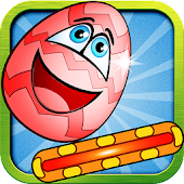 Crazy Eggs Pinball Game Free