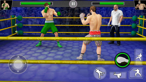 PRO Punch Boxing Champions 2018: Real Kick Boxers 1.0 screenshots 3