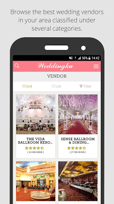 Weddingku - screenshot