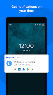 Daywise: Schedule notifications. Ad blocker 2