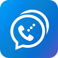 Free phone calls, free texting SMS on free number APK
