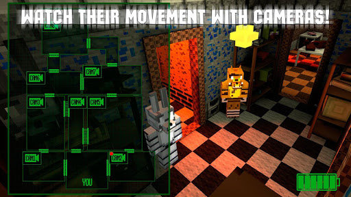 Nights at Cube Pizzeria 3D – 3 for PC