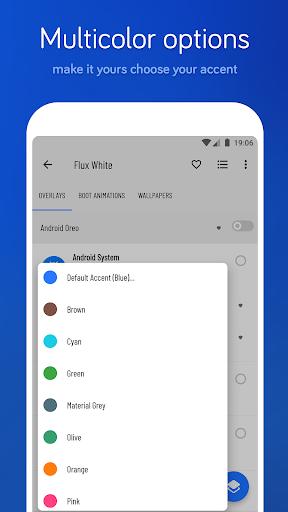 Flux White - Substratum Theme screenshot 8