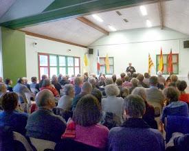 Photo: 3 - Un public nombreux à la Maison pour tous de Jurançon