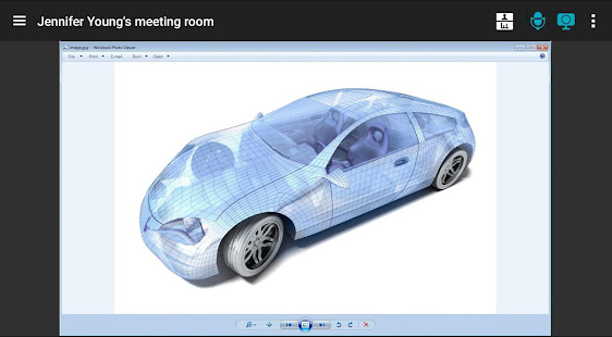 Bilde fra skjermdump
