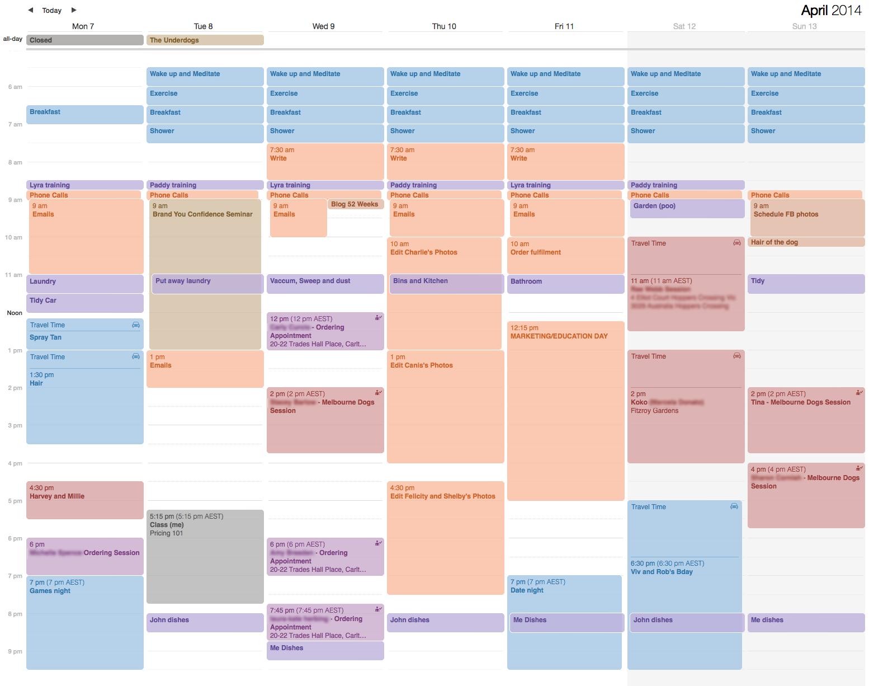 google-calendar-schedule