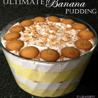 Ultimate Banana Pudding