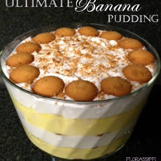 Ultimate Banana Pudding.