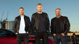 Paddy McGuinness says Top Gear team instantly felt connection