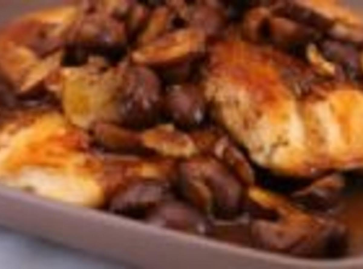 balsomic chicken south beach diet