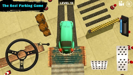 Classic Car Parking Real Driving Test 1.2 (AdFree)