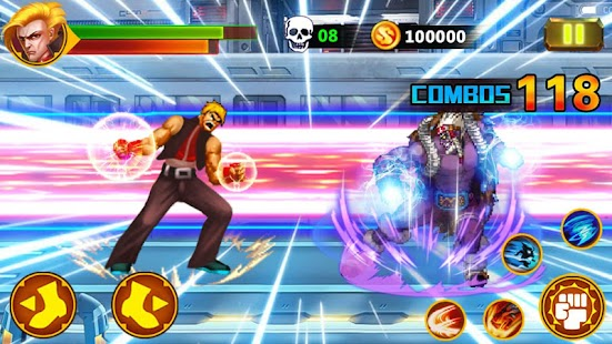 Street Fighting2:K.O Fighters- screenshot thumbnail