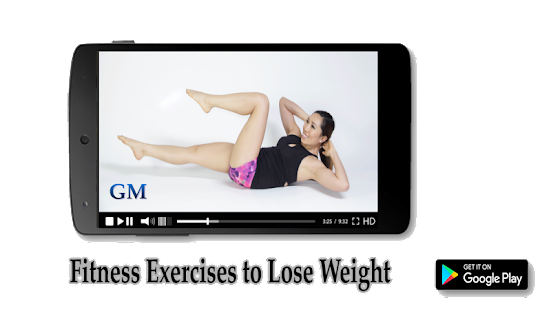 Fitness Exercises to Lose Weight - náhled