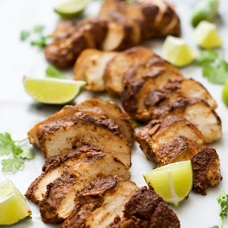 3 Ingredient Mexican Lime Chicken