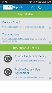 SouthEast Bank Mobile Banking- screenshot thumbnail