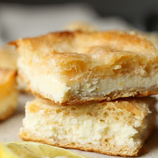 Easy Lemon Cream Cheese Bars