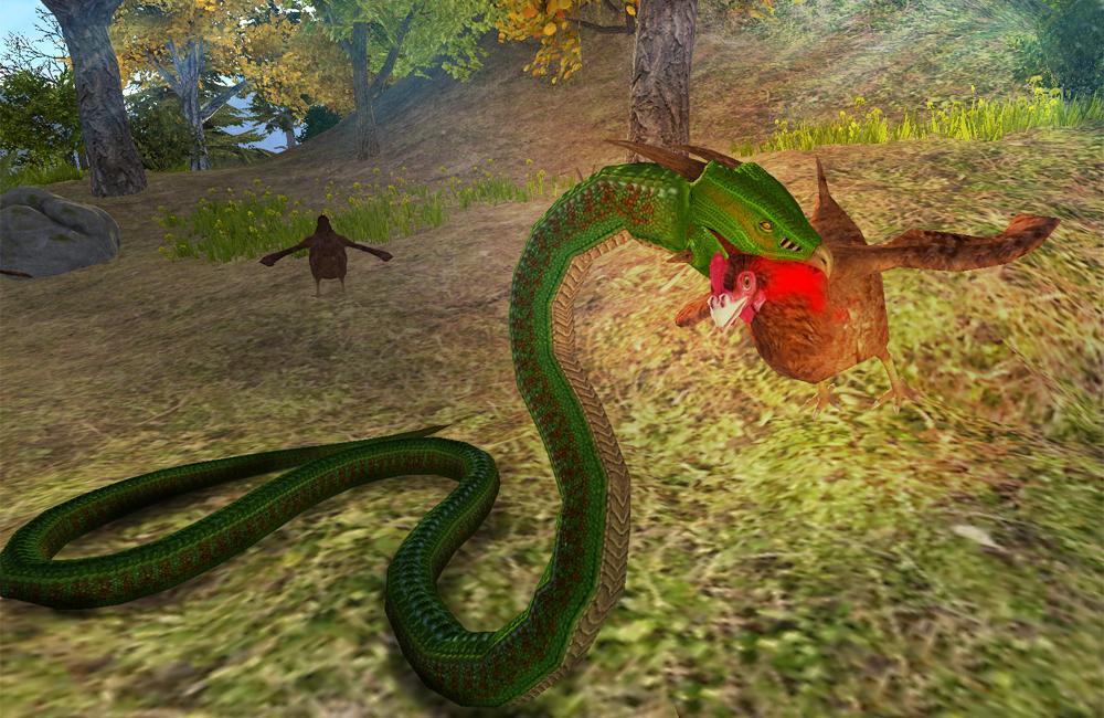 Furious-Snake 21