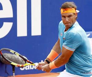 Vijfvoudig winnaar Nadal schakelt jonge Amerikaan uit en kijkt in de kwartfinales Wawrinka in de ogen