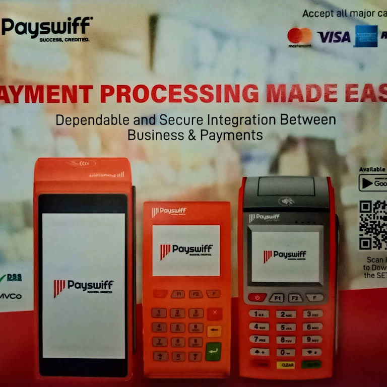 Swipe Machine POS - Payswiff Solutions - Bank in Bhopal