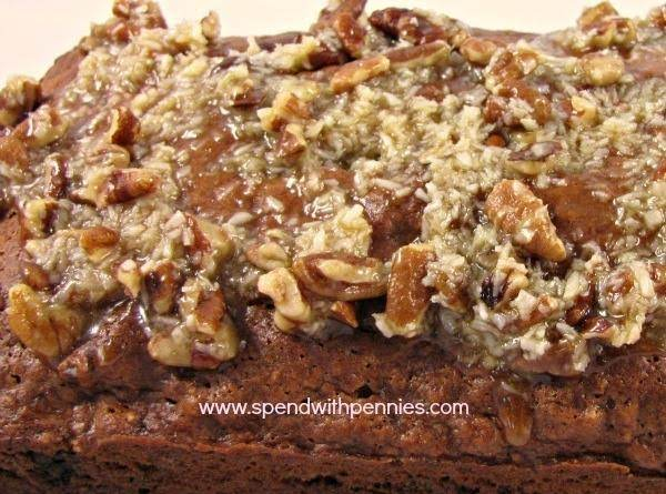 Pecan Coconut Glaze Recipe
