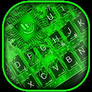 Green Light Keyboard Theme