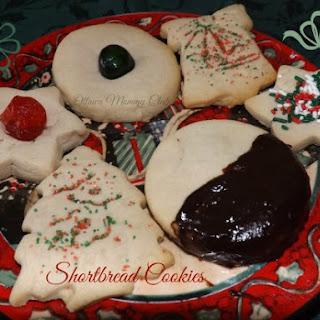 Sue's Shortbread Cookies
