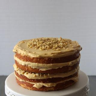Caramel Walnut Cake Recipes