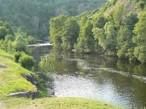 Photo: l' Allier une des dernière rivière à Saumon