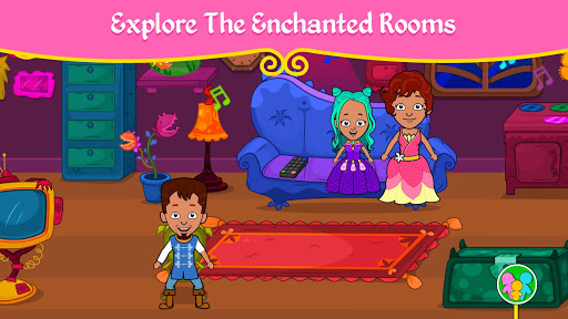 ud83dudc78 My Princess Town - Doll House Games for Kids ud83dudc51 apkmr screenshots 12
