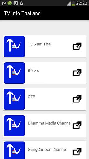 TV Thailand Show Now
