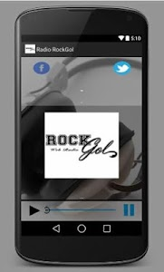 Radio Rock Gol (RockGol) screenshot 1