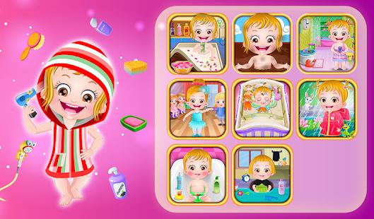 Baby Hazel Bathing Games - náhled
