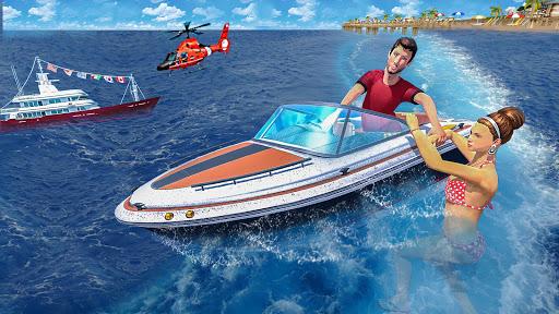 Lifeguard Beach rescue Training 1.0 screenshots 1