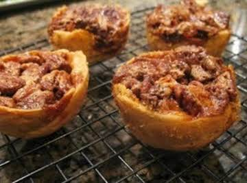 Tiny Pecan Pies