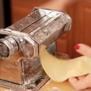 Pasta Dough.