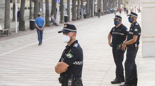 La 'no Feria' se salda con 500 multas por botellones y no usar la mascarilla