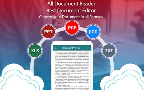 All Document Reader: PDF, PPT, RTF, DOC, ODF, XLSX 2.2.1 APK + MOD Download 3