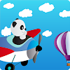 Crazy Pilot Panda