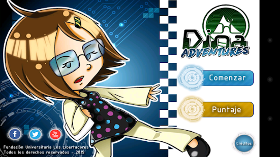 Dina Adventures- screenshot thumbnail