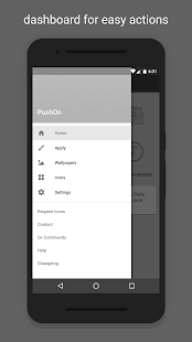 PushOn - Icon Pack Screenshot 7