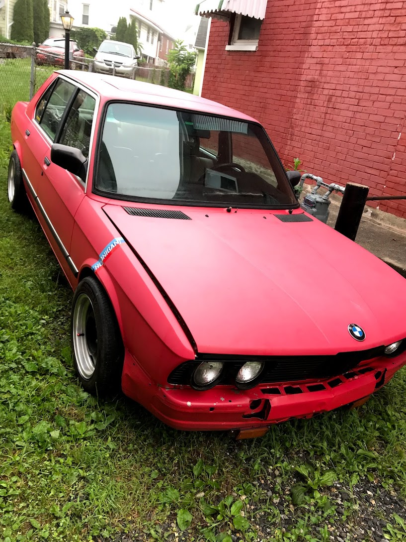Red Betty | The Drift E28| Builds and Project Cars forum |