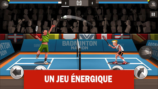 Ligue de badminton  captures d'écran 1