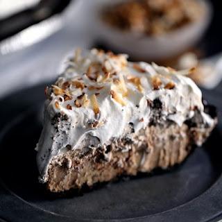 Mocha Coconut Frappuccino Pie.