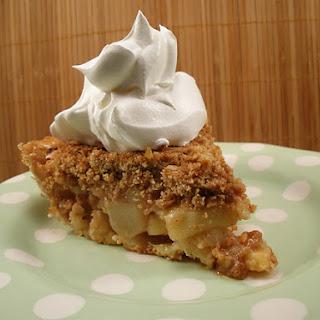 Apple Crumb Pie Fresh Apples Recipes