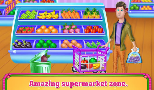 Game Supermarket Shopping Cashier APK for Windows Phone