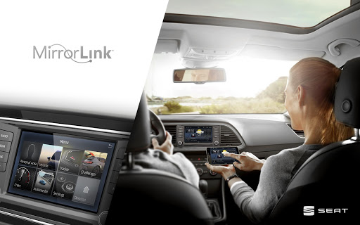 SEAT DriveApp for Mirrorlink 2.5.9 screenshots 9