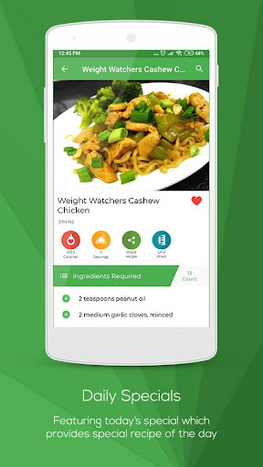 Weight Loss Recipes 36.0.0 app download 2